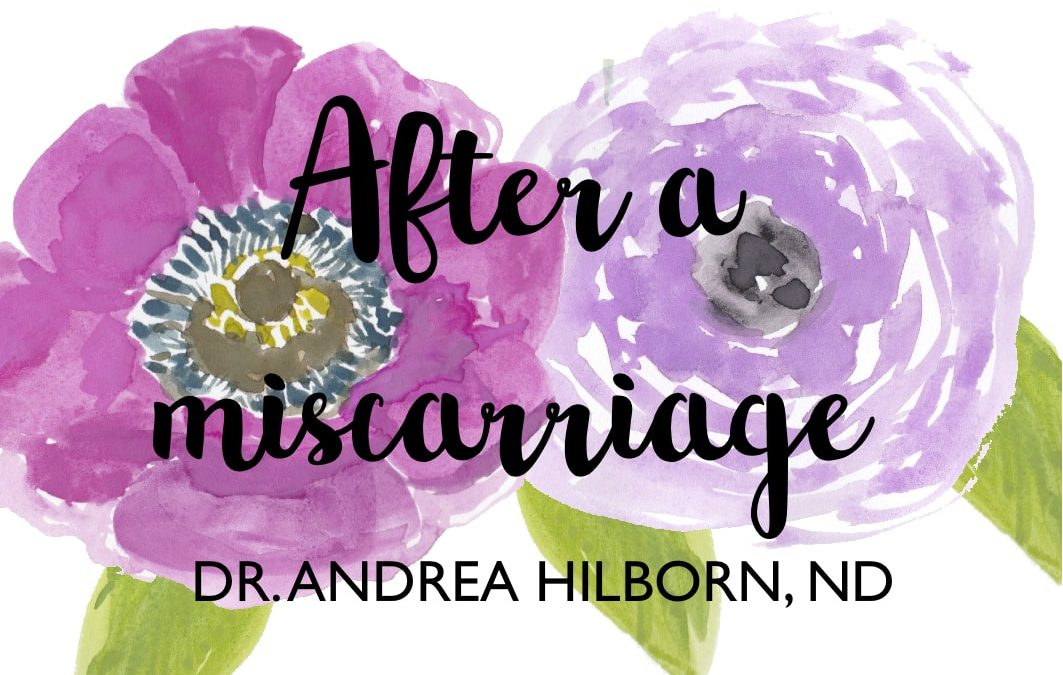 After a Miscarriage
